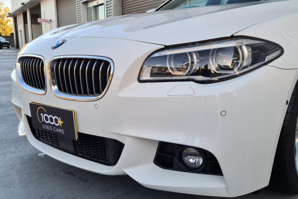 2016 BMW 5 Series F10 LCI 528i Sedan Image 3