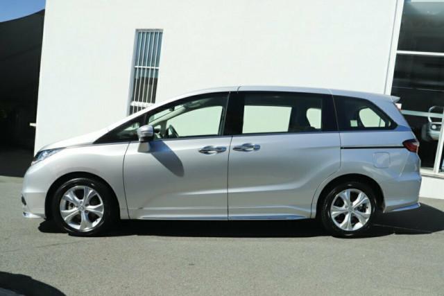 2020 MY0  Honda Odyssey 5th Gen VTi Wagon Image 4