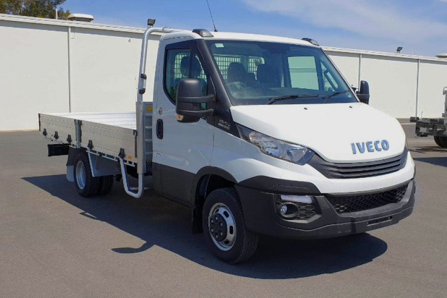 2020 Iveco Daily 45C17 A8 Cab chassis
