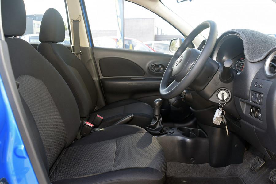 2011 Nissan Micra K13 ST Hatchback Mobile Image 13