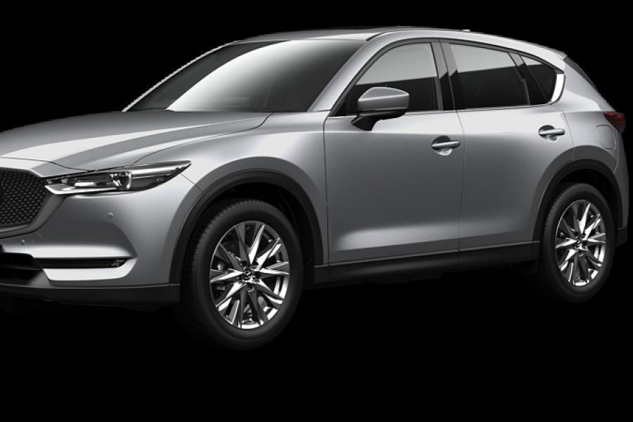 2021 Mazda CX-5 Akera