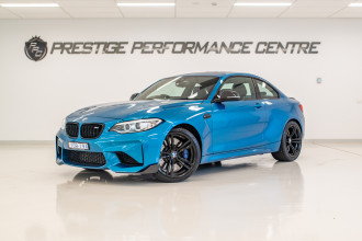 2016 BMW M2 F87 Coupe