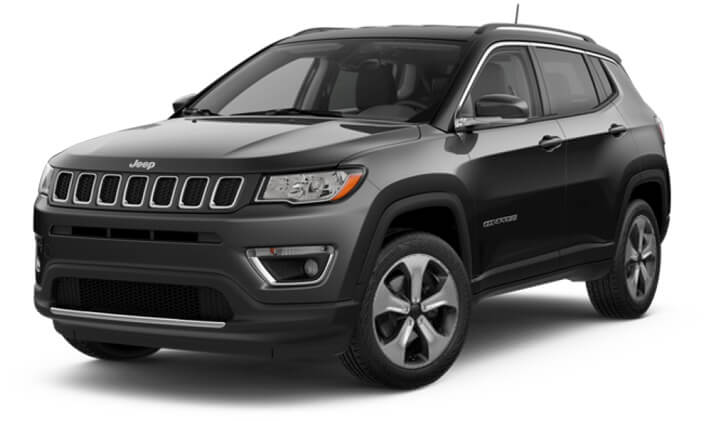 2018 Jeep Compass M6 Limited Wagon