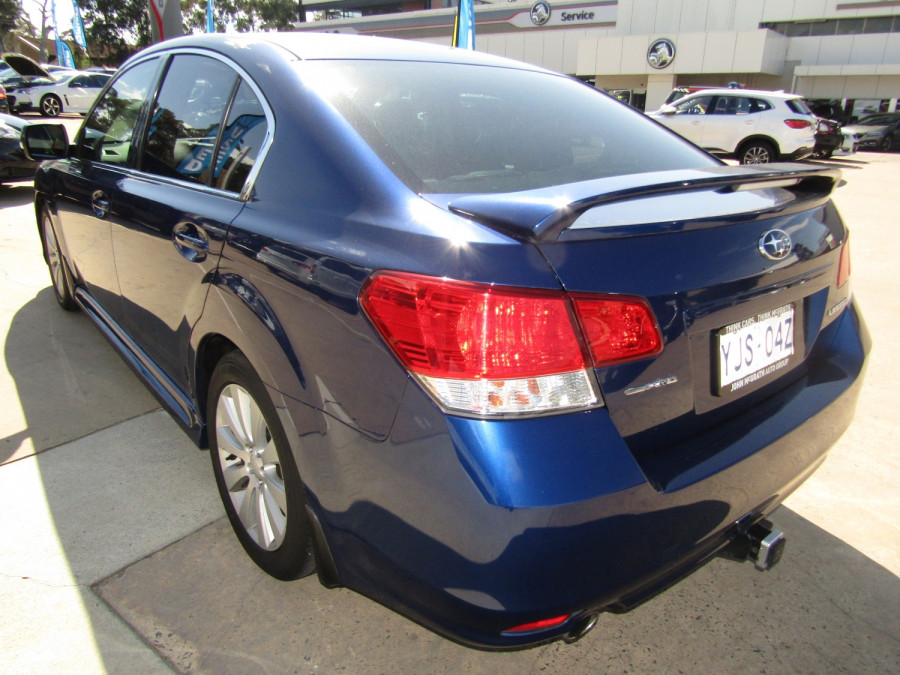 2010 Subaru Liberty B5  3.6R Premium Sedan Image 7