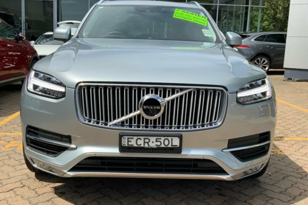 2018 MY19 Volvo XC90 256 MY19 T6 Inscription (AWD) Suv Image 2