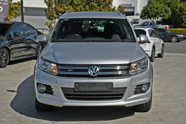 2014 MY15 Volkswagen Tiguan 5N MY15 155TSI DSG 4MOTION R-Line Suv