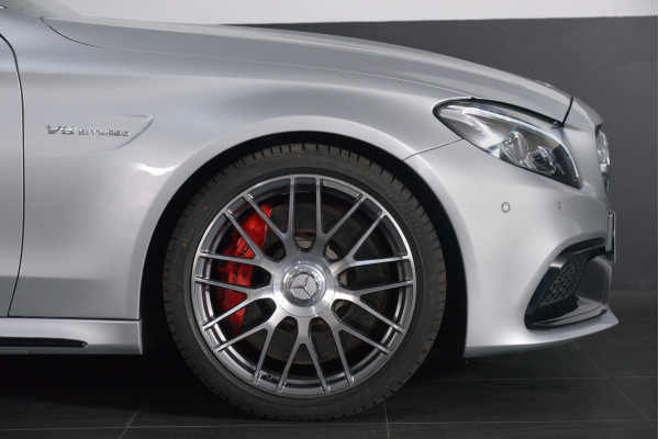 2017 Mercedes-Benz C Mercedes-Amg C 63 S Auto 63 S Coupe Image 5
