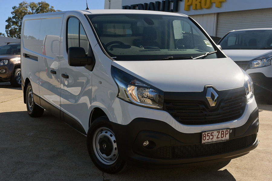 2019 Renault Trafic L2H1 Long Wheelbase Twin Turbo Van Mobile Image 1