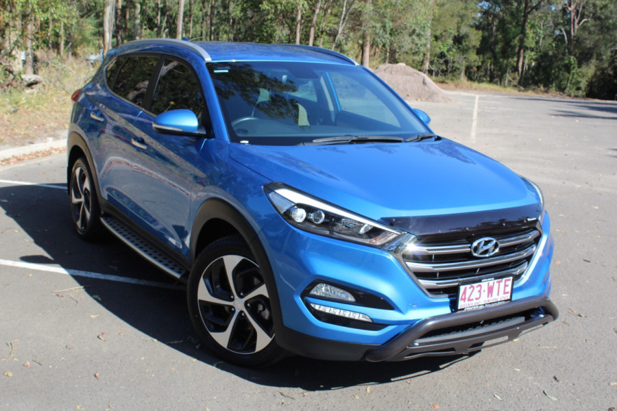 2016 Hyundai Tucson Elite Image 2