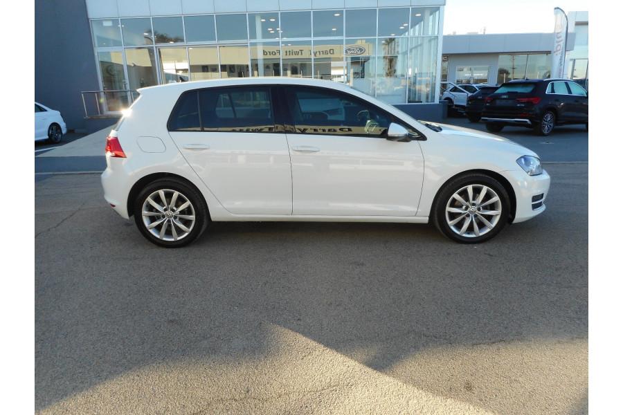 2013 Volkswagen Golf VII 103TSI Highline Hatchback