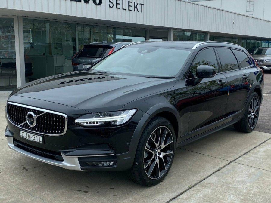 2017 Volvo V90 P MY17 D5 Cross Country Inscription Wagon Image 7