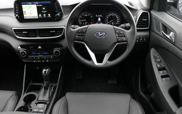 2018 Hyundai Tucson TL3 Elite Suv