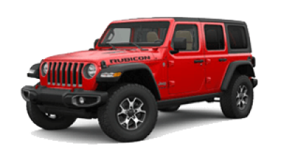 New Jeep All New Wrangler
