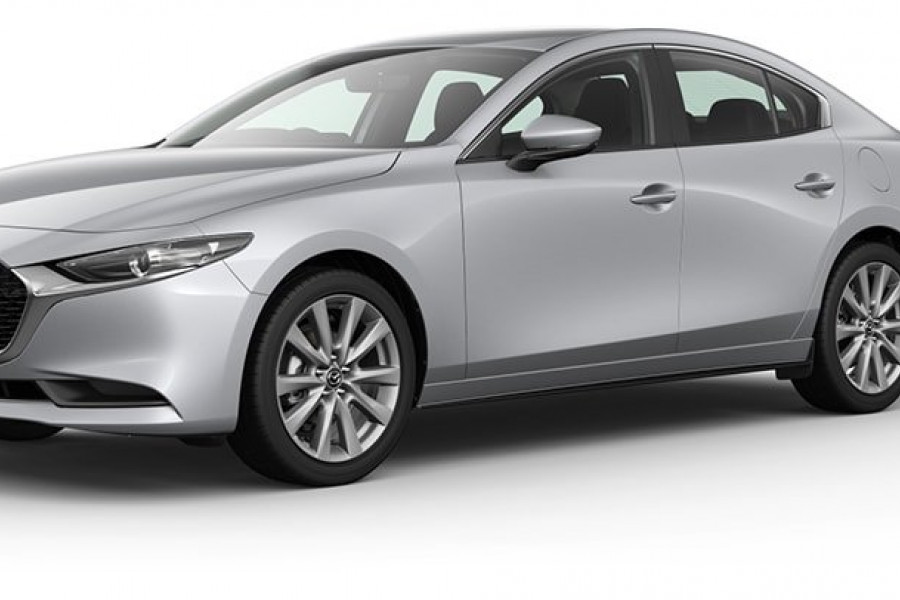 2020 Mazda 3 G20 Evolve Sedan