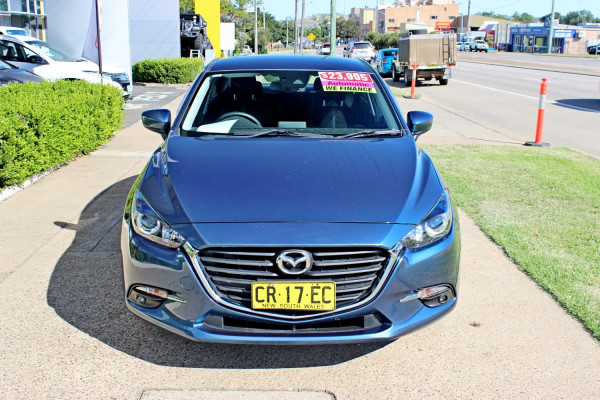 2018 Mazda Mazda3 BN5278 Maxx Maxx - Sport Sedan