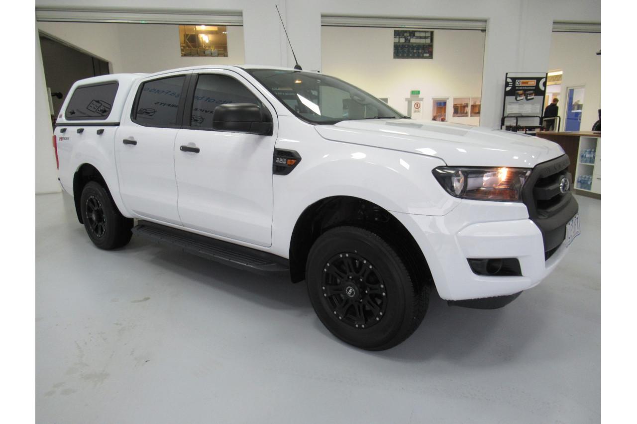 2017 Ford Ranger PX MKII XL Utility