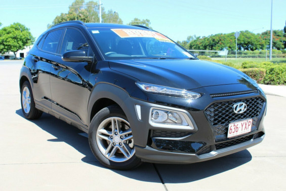 Hyundai Kona Active D-CT AWD OS.2 MY19