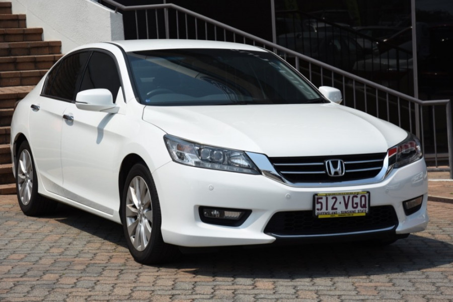 2014 Honda Accord 9th Gen VTI-S Sedan