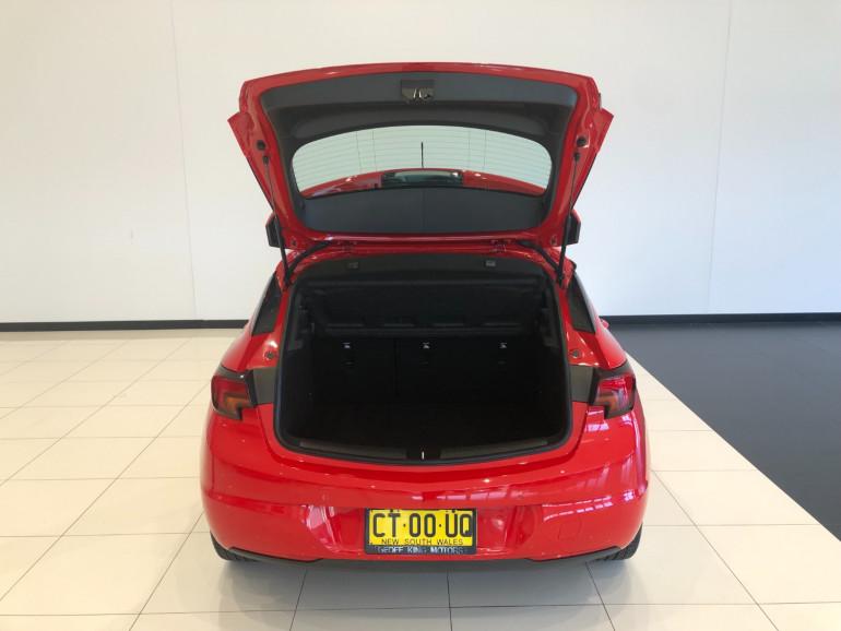 2019 Holden Astra BK Turbo R Hatchback Image 15