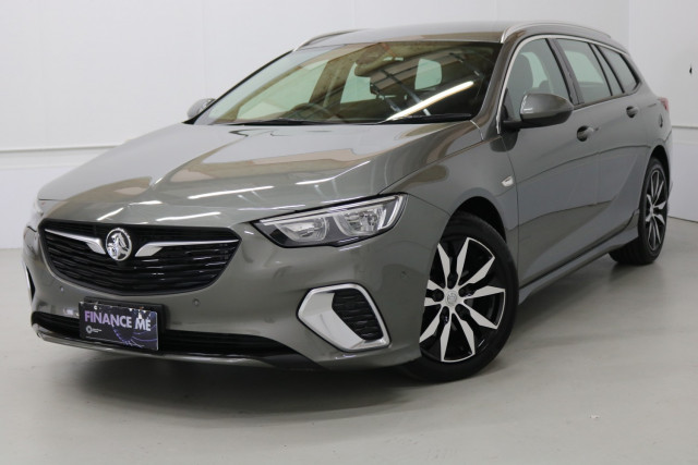 2018 Holden Commodore ZB MY18 RS Wagon Image 1