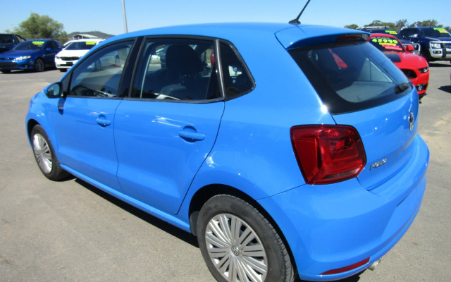 2014 MY15 Volkswagen Polo 6R MY15 66TSI Hatchback Image 5