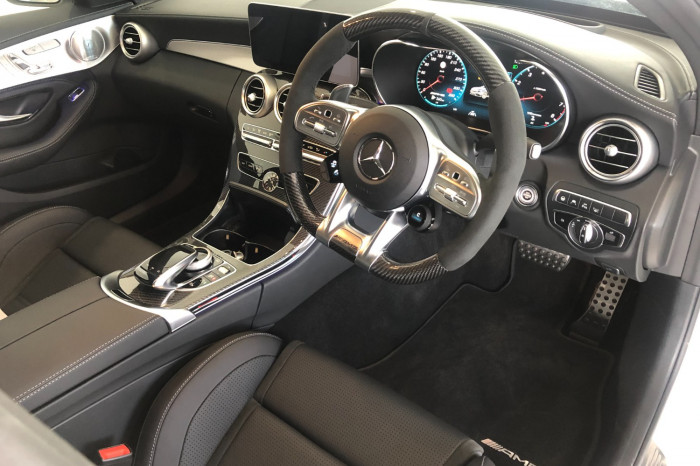 2021 Mercedes-Benz C Class Image 15