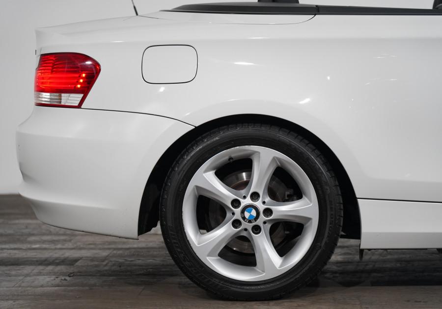 2011 BMW 1 Bmw 1 18d Auto 18d Convertible
