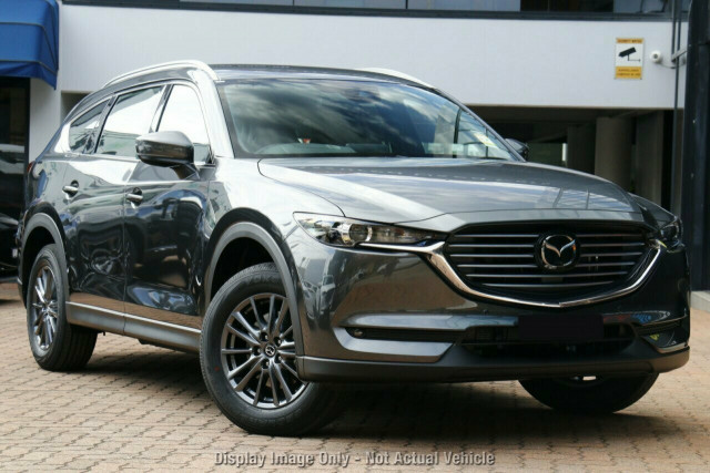 2020 Mazda CX-8 KG Series Touring Suv