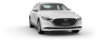 2021 Mazda 3 BP G20 Touring Sedan Sedan image 5