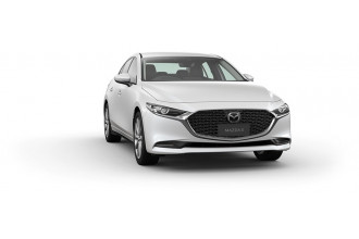 2021 MY20 Mazda 3 BP G20 Touring Sedan Sedan Image 5