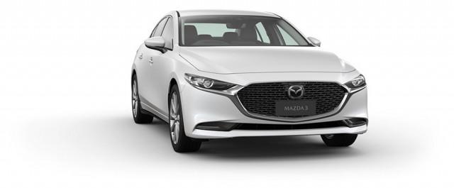 2021 Mazda 3 BP G20 Touring Sedan Sedan Mobile Image 5