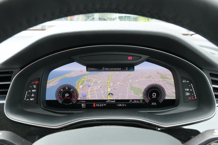 2020 Audi Q7 50 3.0L TDI Quattro 8Spd Tiptronic 210kW Suv Image 12