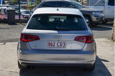 2015 Audi A3 8V MY15 Attraction Hatchback Image 4