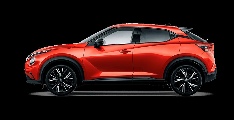 New Nissan JUKE