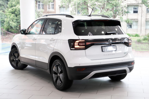 2021 Volkswagen T-Cross C1 85TSI CityLife (Bamboo Garden) Suv Image 2
