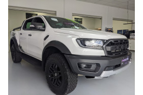 2019 Ford Ranger PX MKIII 2019.00MY RAPTOR Utility Image 4