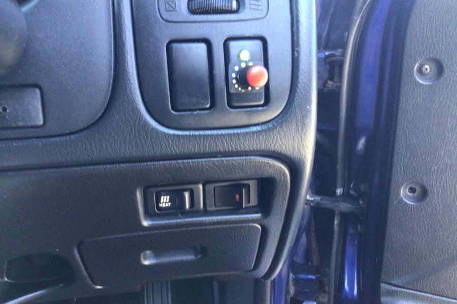 2006 Nissan Navara D22 S2 ST-R Ute Utility
