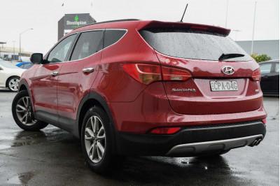 2012 Hyundai Santa Fe DM MY13 Elite Suv Image 3
