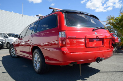 2007 Holden Commodore VZ MY07 Acclaim Wagon Image 4