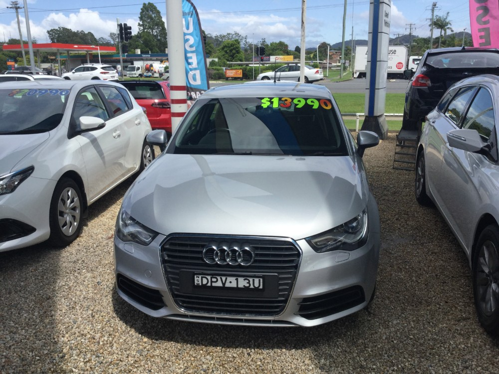 2013 MY14 Audi A1 8X Attraction Hatchback