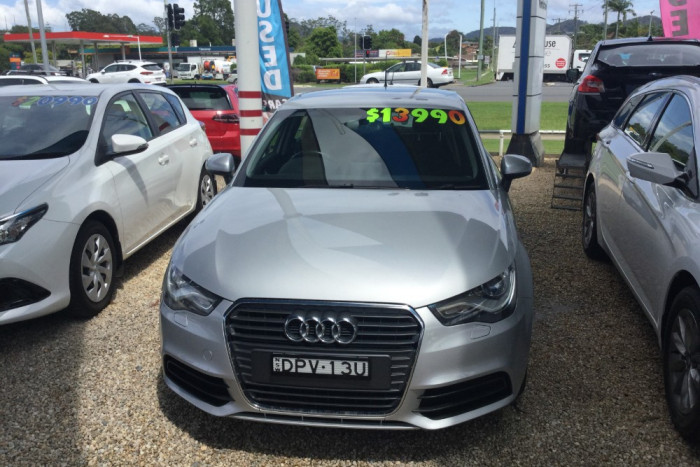2013 MY14 Audi A1 8X Attraction Hatchback Image 1