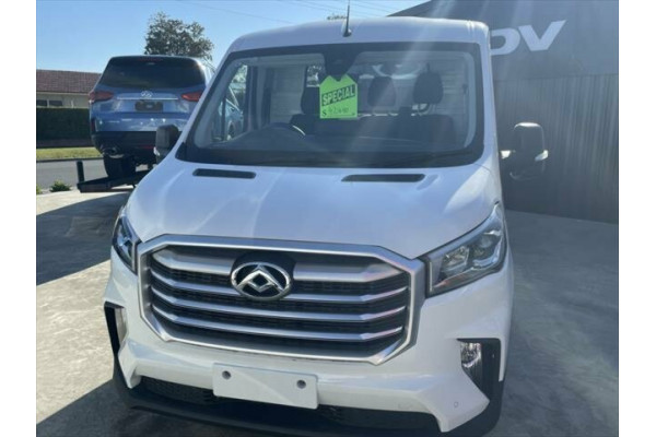 2021 LDV Deliver 9 Single Cab Cab chassis Image 3