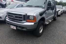 2005 Ford F250 RN XLT Utility