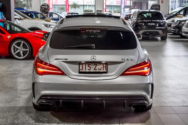 2016 Mercedes-Benz Cla-class X117 CLA45 AMG Wagon Image 5