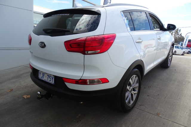 2015 Kia Sportage SLi 6 of 25