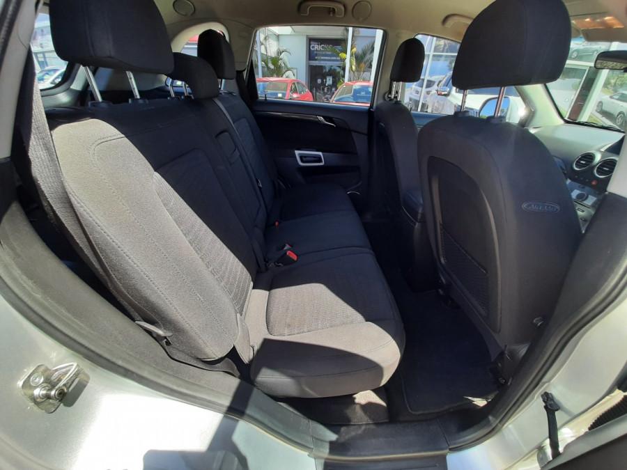 2011 Holden Captiva CG Series II 5 Suv Image 15