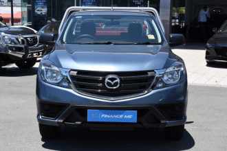 2019 Mazda BT-50 UR 4x2 2.2L Single Cab Chassis XT Image 2
