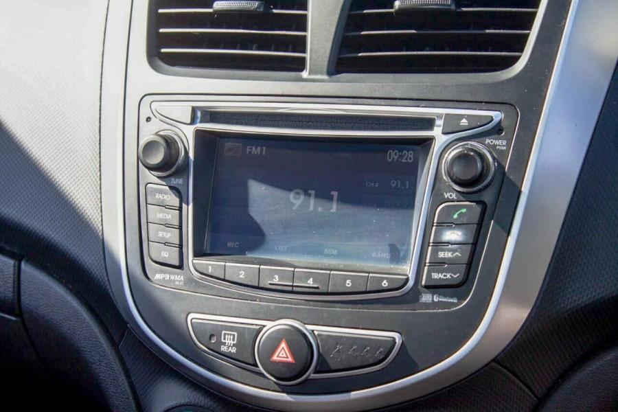 2013 Hyundai Accent RB2 Active Hatchback Image 12