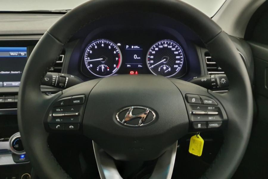 2018 MY19 Hyundai Elantra AD.2 Active Sedan Image 11