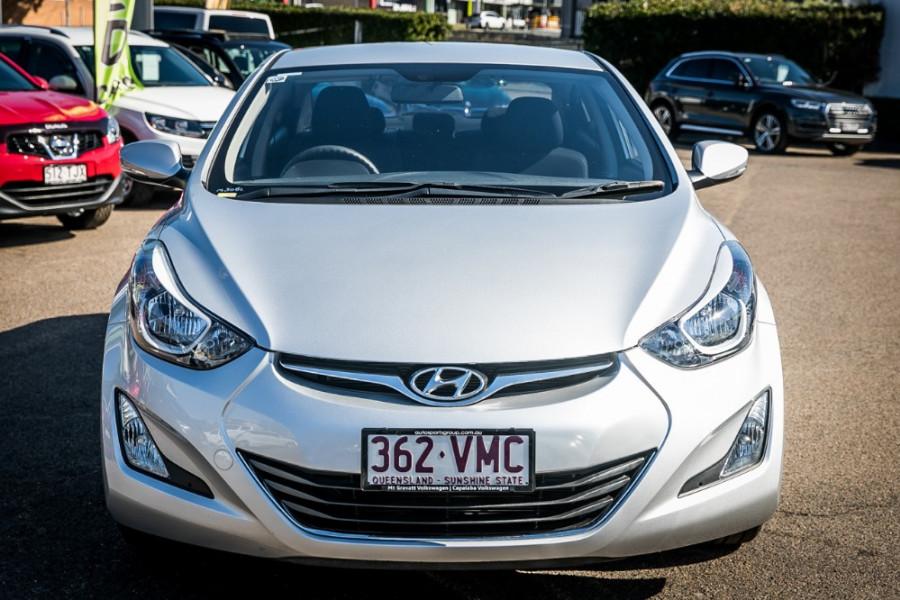2013 Hyundai Elantra Active